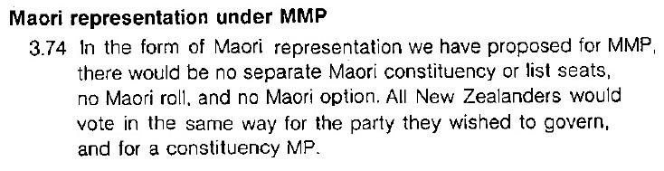 Maori seat11