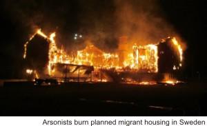 Arson Sweden