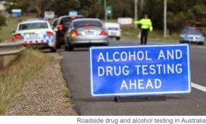 Aussie drug testing